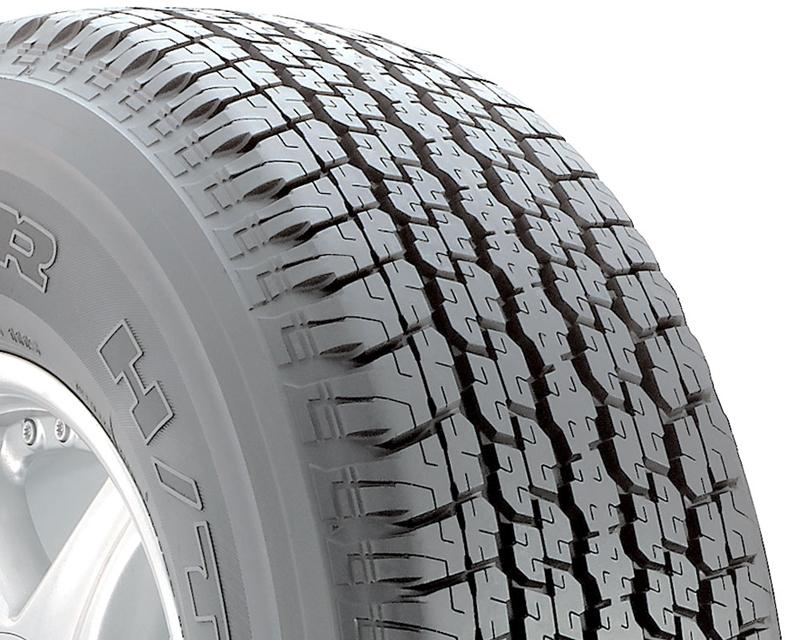 Image of Bridgestone Dueler HT D840 Tires 2656517 110S B