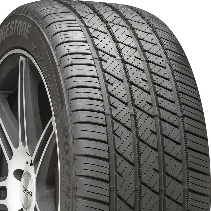 Bridgestone Potenza RE980 A/S Tire 255/45 R20 101W SL BSW - 004341