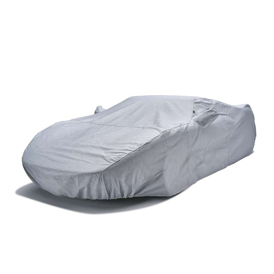 Covercraft Custom Fit Vehicle Cover for Mini Cooper Gray WeatherShield HP Series Fabric