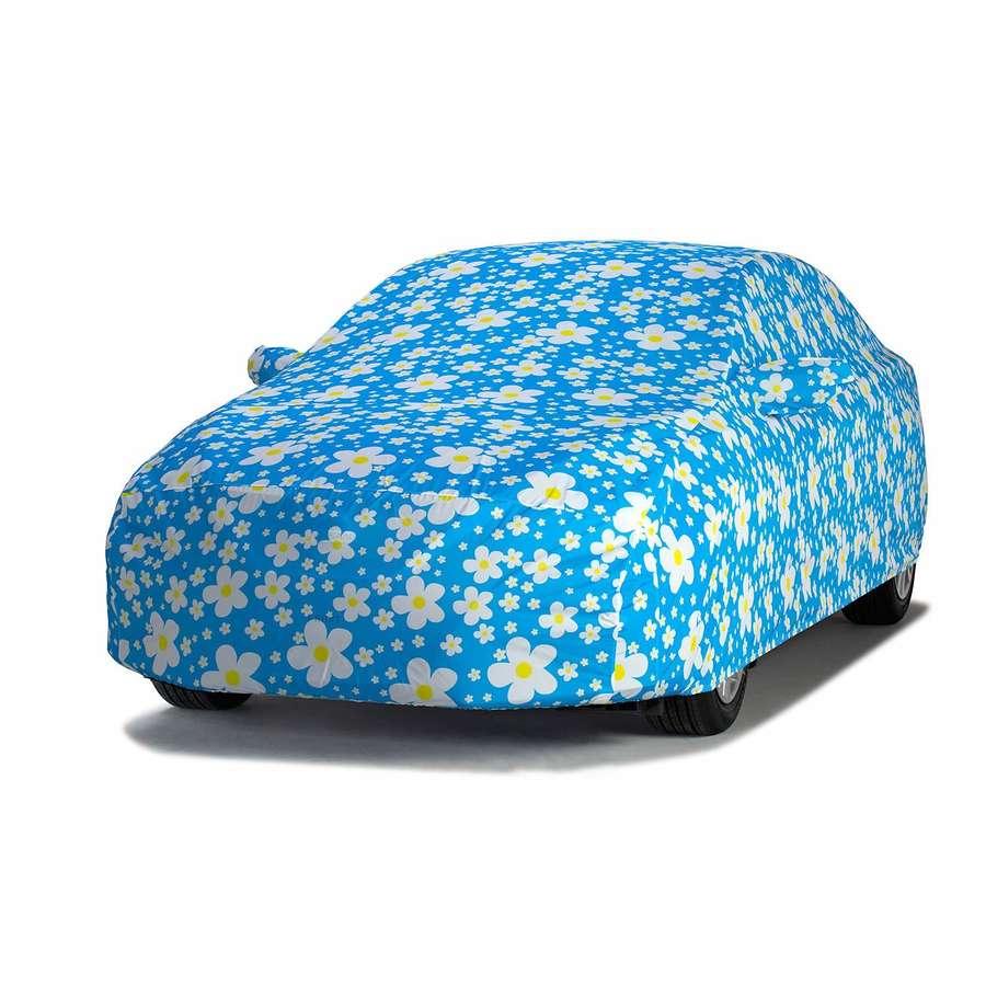 Covercraft C18426KL Grafix Series Custom Car Cover Daisy ...