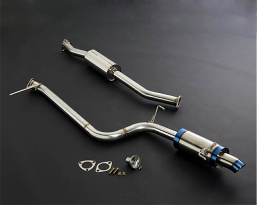 Js Racing R304 60RS SUS Exhaust Acura TSX 2004-2008 - R304-E2-60RS
