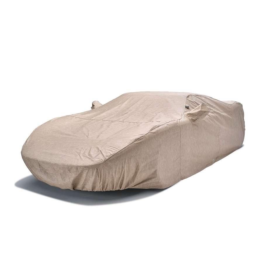 Covercraft Block-It 380 Custom Car Cover Taupe - C6257TT