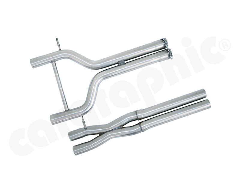 Cargraphic Center Pipe Super Sound Porsche 970 Panamera Petrol V8 10-17 - CARP70SXPIPE
