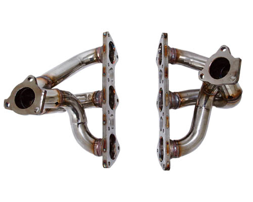 Cargraphic Racing Manifold Set Porsche 997.1 Turbo 07-09 - CARP97TFKR