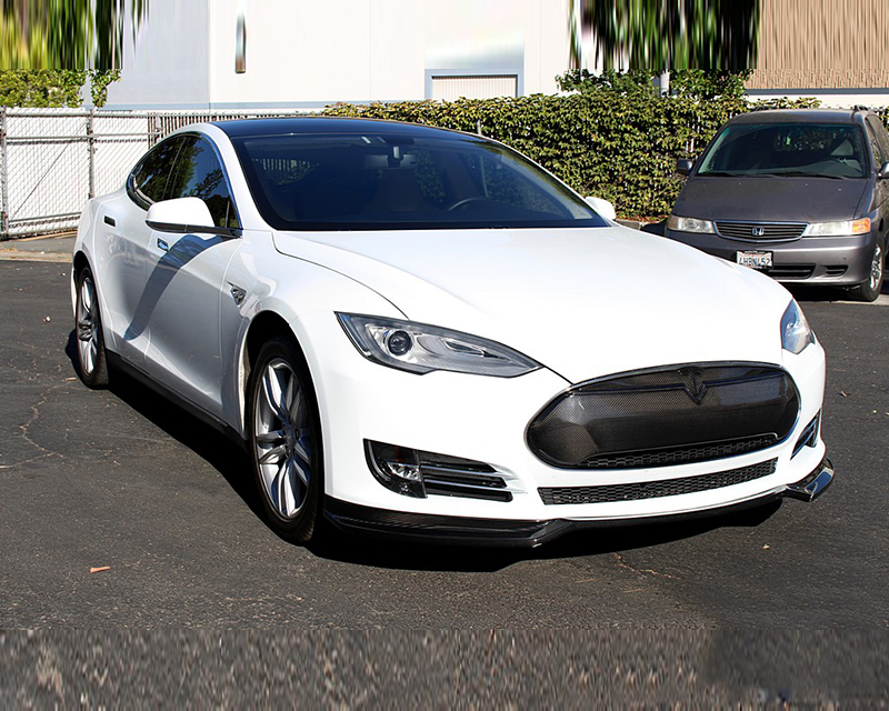 Tesla Model S Carbon Fiber Aero Pieces from APR Performance - GMP ...