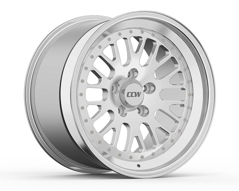 CCW Classic 3 Piece Wheel - Classic-3Piece