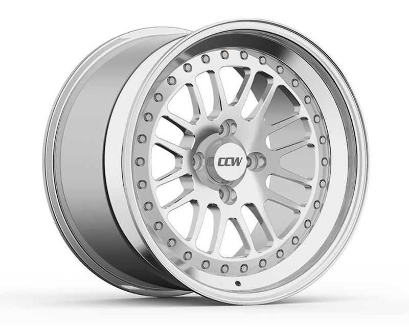 CCW Classic 4 - 3 Piece Wheel - Classic4-3Piece