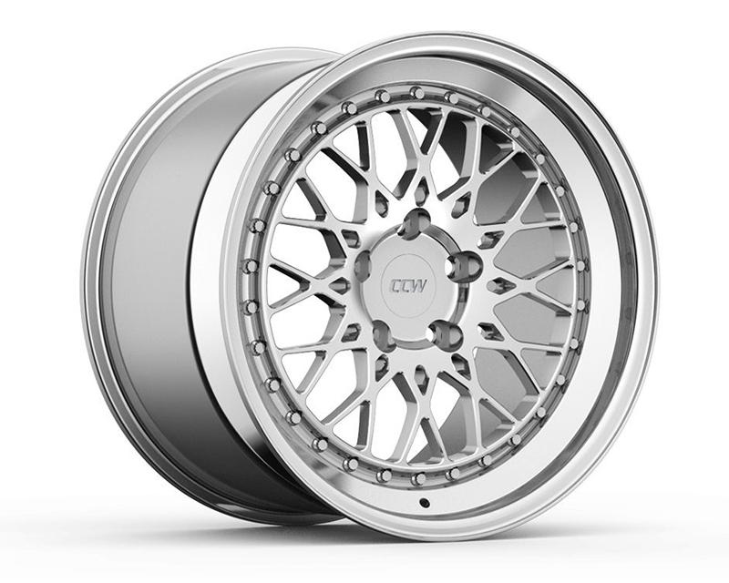CCW Wheels D240 3 Piece Wheel - D240-3Piece