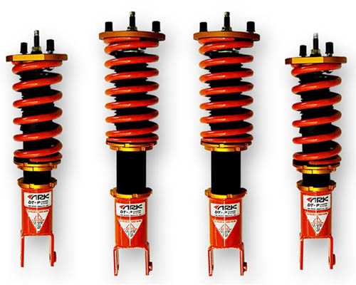 ARK DT-P Coilover System w/Pillow Mounts Honda S2000 00-09