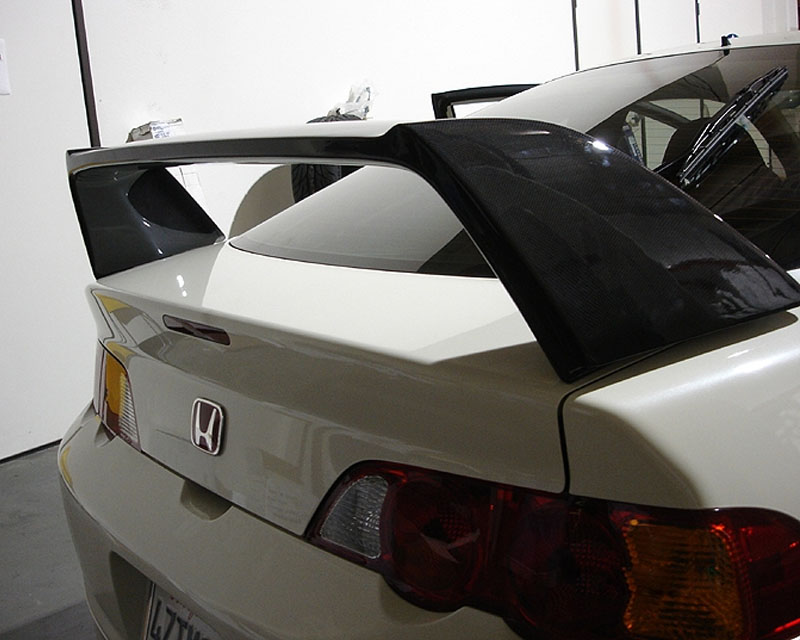 Image of Megan Racing Carbon Fiber Spoiler Acura RSX 02-06