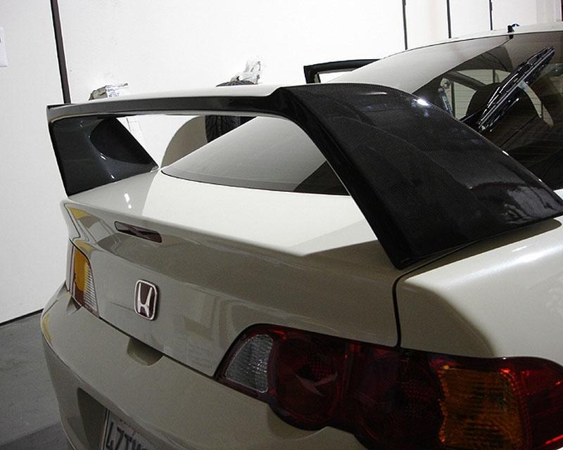 Megan Racing Carbon Fiber Spoiler Acura RSX 02-06 - CFS-DC5TR