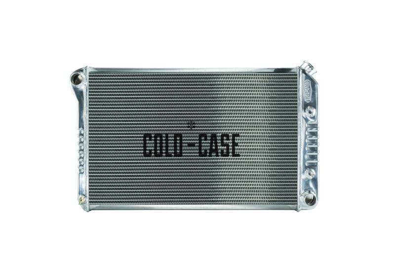 **Discontinued**70-81 Camaro Aluminum Radiator AT Cold Case Radiators - CHC545ATF