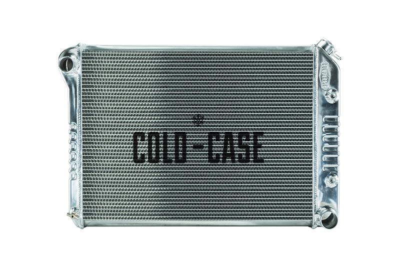 **Discontinued**68-79 Nova BB Aluminum Performance Radiator AT Cold Case Radiators - CHN548ATF