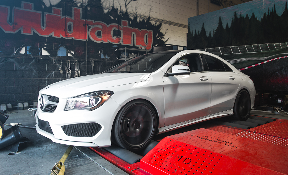 VR Tuned ECU Flash Tune Mercedes CLA250 CGI I4 Turbo 211HP - VRT-MB-CLA250-211