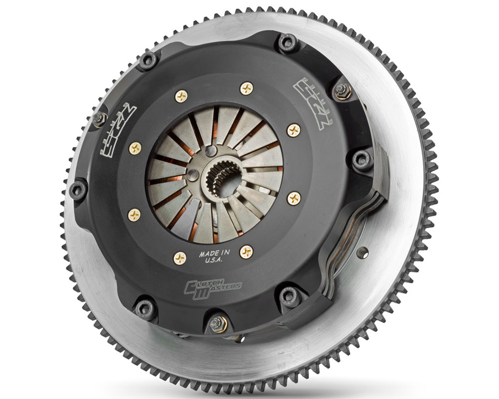 Clutch Masters 725 Series Twin Disc Street Clutch Acura RSX 2.0L 5 Speed 02-06 - 08037-SD7R-S