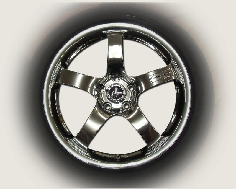 Image of Advan Connisseur No. 51C Wheel 18x7.5 5x114.3 40mm