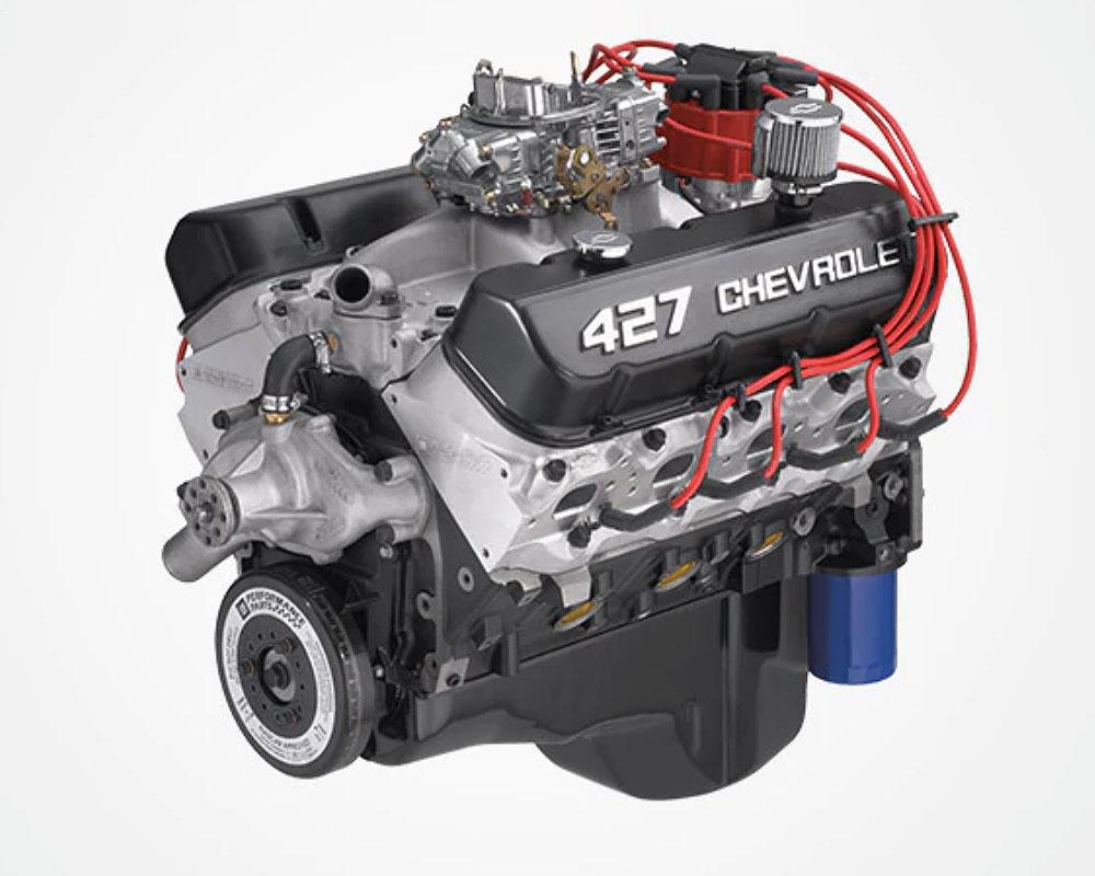 Chevrolet Performance ZZ427/480 Big-Block V-8 Crate Engine - 19331572