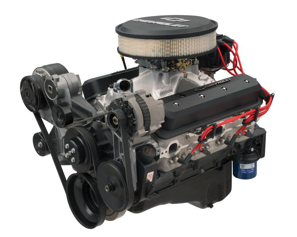 Chevrolet Performance ZZ6 Small-Block V-8 Crate Engine - 19351533