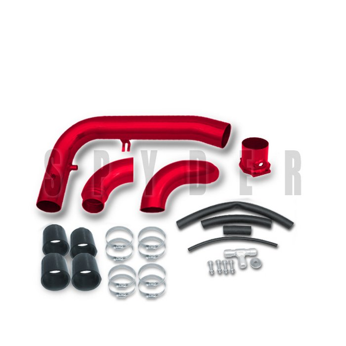 Spyder Red Cold Air Intake Filter Nissan 240Sx 95-96
