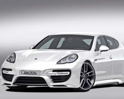 Image of Caractere Exclusive Complete Body Kit Porsche Panamera Non Turbo 10-15