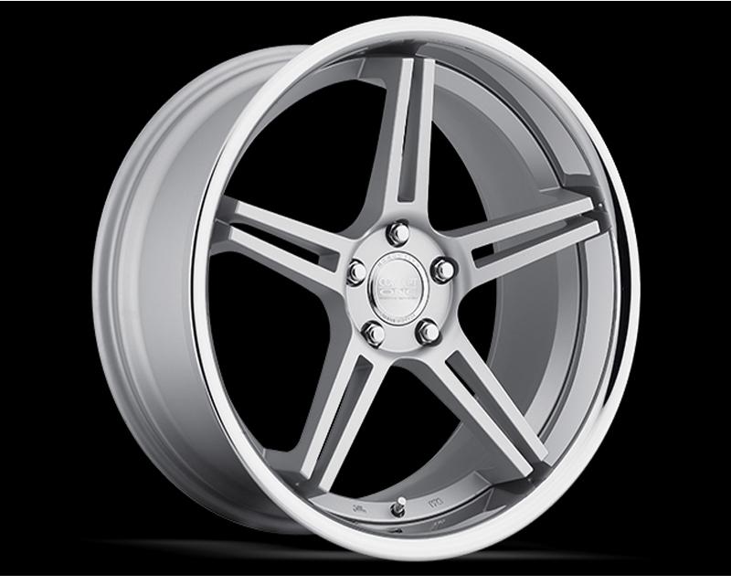 Concept One CS 5 Silver Wheel 20x9 5x120 25mm - C767 2090 25 5D CMS