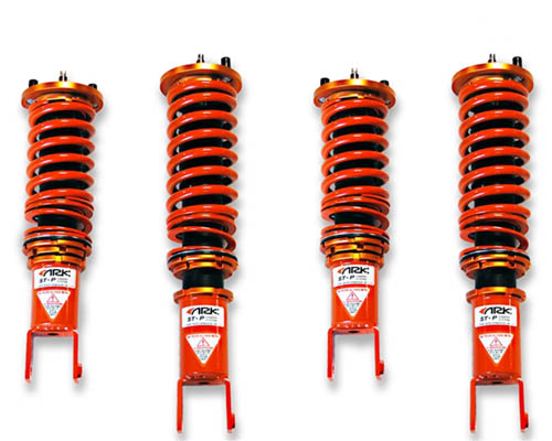 ARK ST-P Coilover System w/Rubber Mounts Honda S2000 00-09
