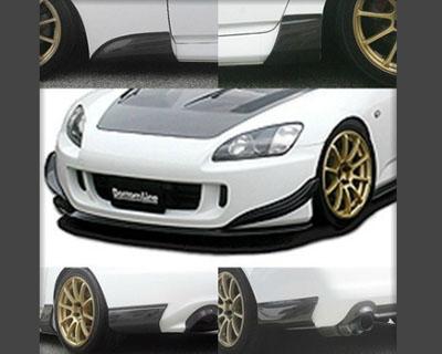 ChargeSpeed Carbon Full Cowl Kit Honda S2000 AP-2 04-09 - CS331FCKC