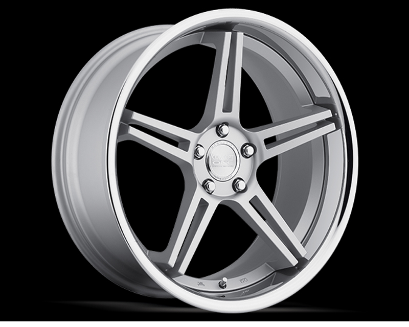 Concept One CS 5 Silver Wheel 20x10.5 5x114.3 27mm - C767 20105 27 55 CMS