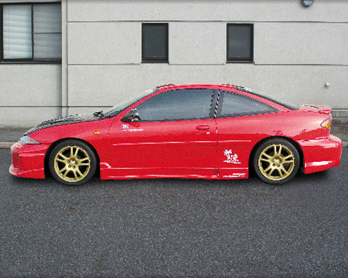 ChargeSpeed FRP Side Skirts Chevrolet Cavalier 95-02 - CS630SS