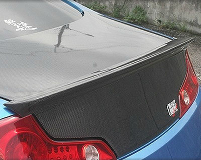 ChargeSpeed FRP Rear Wing Infiniti G35 Coupe 03-07 - CS695RW