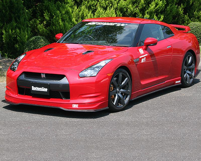 ChargeSpeed Hybrid bottom line Full body kit Nissan GTR R35 09-11 - CS830FLKFC
