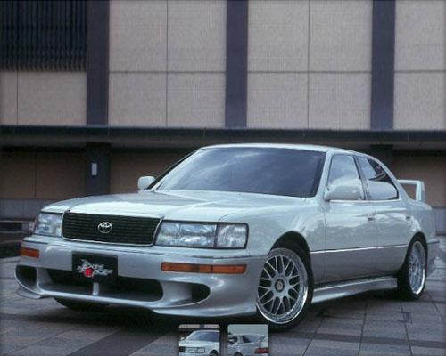 1995 lexus ls400 specs