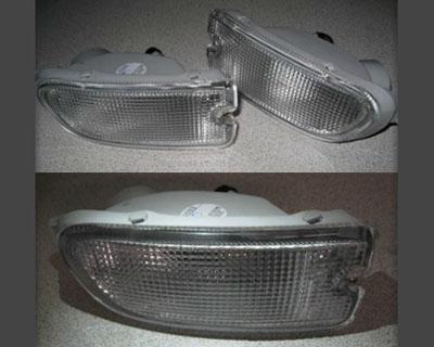 ChargeSpeed WRX Style Front Bumper Lights Subaru Impreza GC-8 95-01 - CS976BL