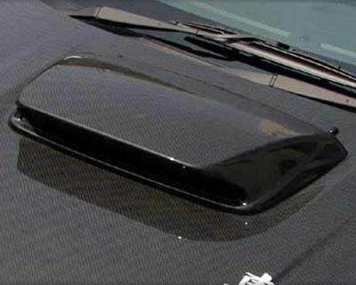 ChargeSpeed GD-B STi Style FRP Hood Duct Subaru Impreza GC-8 95-01 - CS976HD