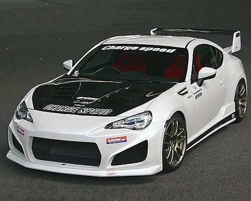 ChargeSpeed 4-Piece Body Kit Subaru BRZ / Scion FR-S / Toyota GT-86 13-14 - CS990FK