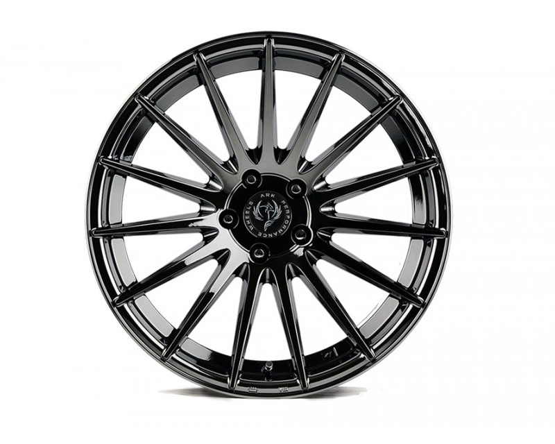 ARK ARK-225S Wheel 19x9.5 5X114.3 +15mm Black Metallic Chrome - CW225S-1995.15BC