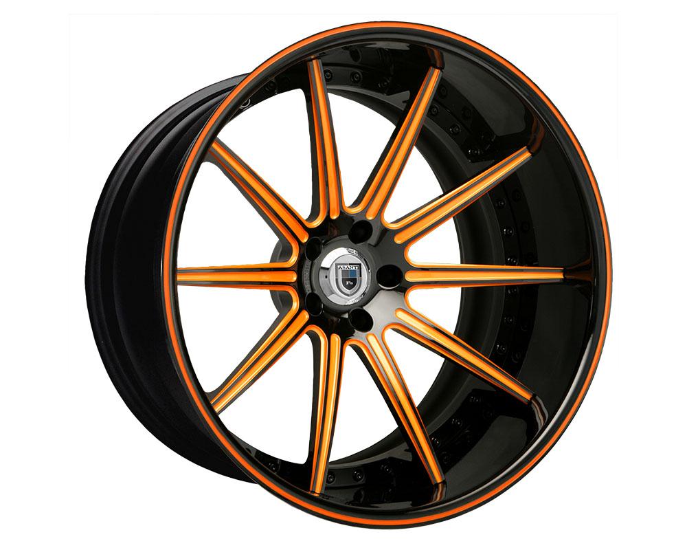 Asanti Forged CX501 Wheel 22x10.5 Blank +0mm Custom Finishes - CX501225004XX