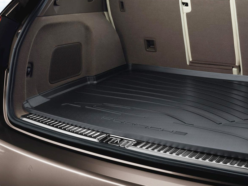 Porsche Tequipment Cargo Liner For Vehicles Without 4-Zone Climate Control Low Sided - 95804400017
