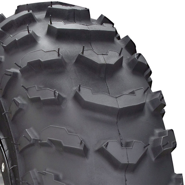 Carlisle ATV Trail Wolf Tire 25 X8.00 D 12 3S BSW - DT-47093