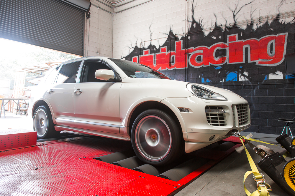 VR Tuned ECU Flash Tune Porsche 957 Cayenne Turbo 4.8L V8 DFI 08-10 - VRT-957-48T