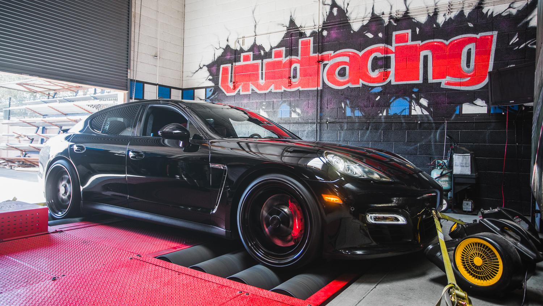 VR Tuned ECU Flash Tune Porsche 958 Panamera GTS 48L V8 11 13