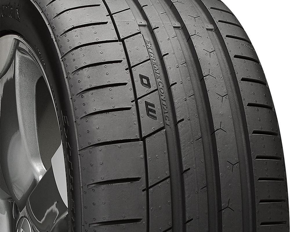Continental Extreme Contact Sport Tire 285/30 R19 98Y XL BSW - 15507430000