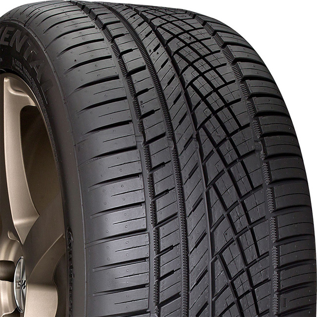 Continental Extreme Contact DWS 06 Tire 245 /35 R20 95Y XL BSW - 15500170000