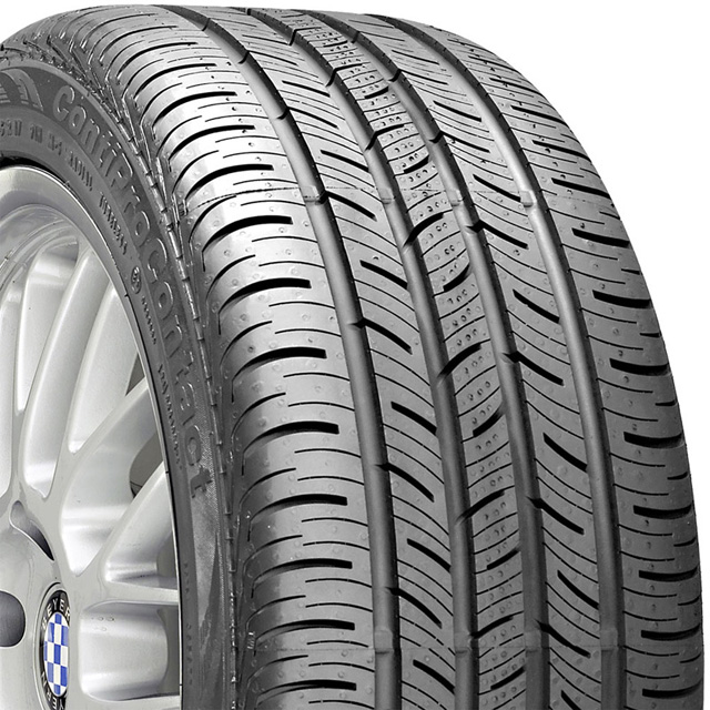 Continental Pro Contact Tire 205 /55 R16 91H SL BSW VM - 15489320000