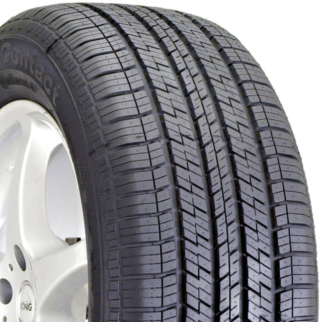 Continental 4X4 Contact Tire 235 /60 R18 103H SL BSW VO - 3545130000