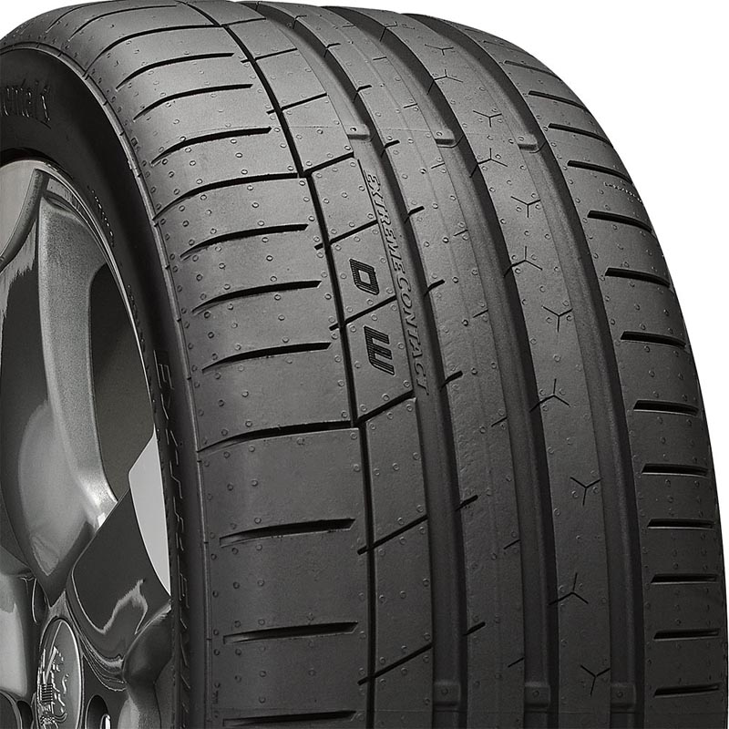 Continental Extreme Contact Sport Tire 235/35 R20 88Y SL BSW - 15507470000
