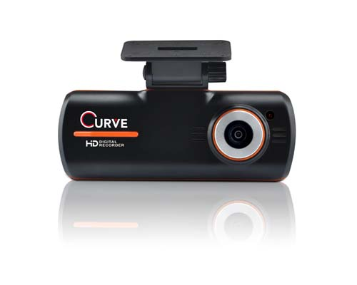 Curve MX5 HD Dashcam - Curve-MX5