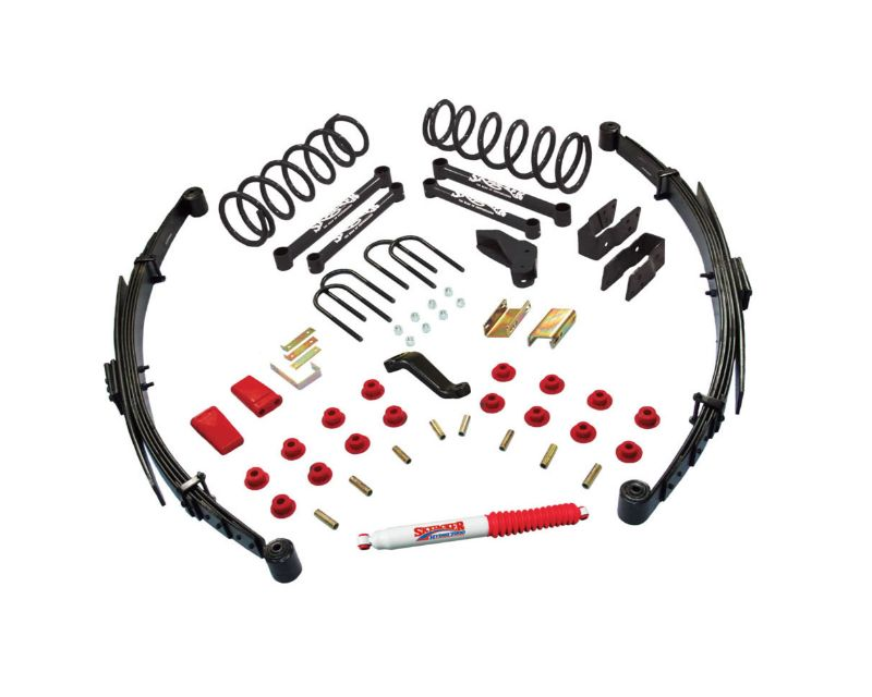 Skyjacker Lift Kit 5 Inch Lift System 09 Dodge Ram 2500/3500 - D4519KS