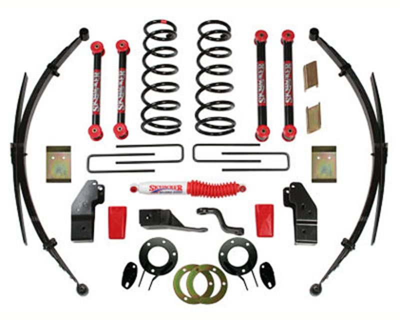 Skyjacker 4.5 Inch Lift Kit Dodge Ram 2500 / 3500 4WD 94-99