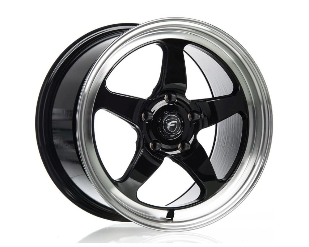 Forgestar D5 17x9.5 Drag Racing Monoblock Wheel - FS-D5D-17-9.5